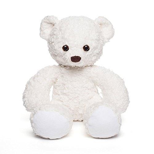 Sherpa Organic Teddy Bear White 16 Inches