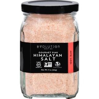 Evolution Salt - Fine Gourmet Salt ( 2 - 17 OZ)