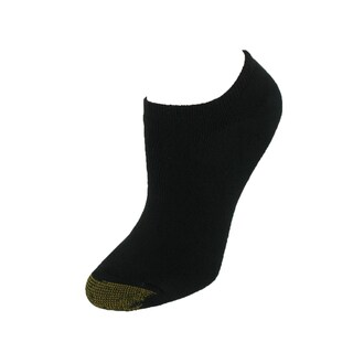Gold Toe Women's Cotton No Show Liner Socks (Pack of 6) (2 options available)