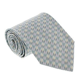 Missoni U4711 Grey Blue 100% Silk Tie - 60-3