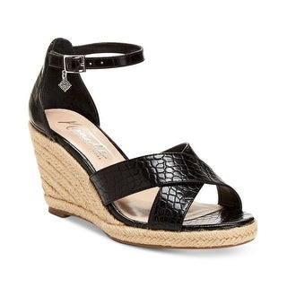 Link to Nanette Lepore Womens Quirky Open Toe Casual Platform Sandals Similar Items in Women's Shoes