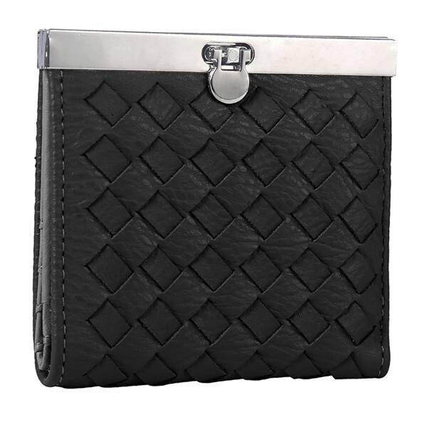 Mad Style Black Mighty Mini Wallet