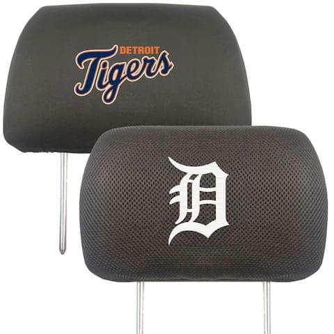 Detroit Tigers Headrest Covers FanMats