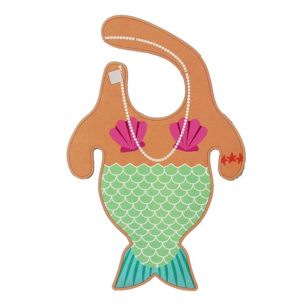 Mermaid Baby Bib