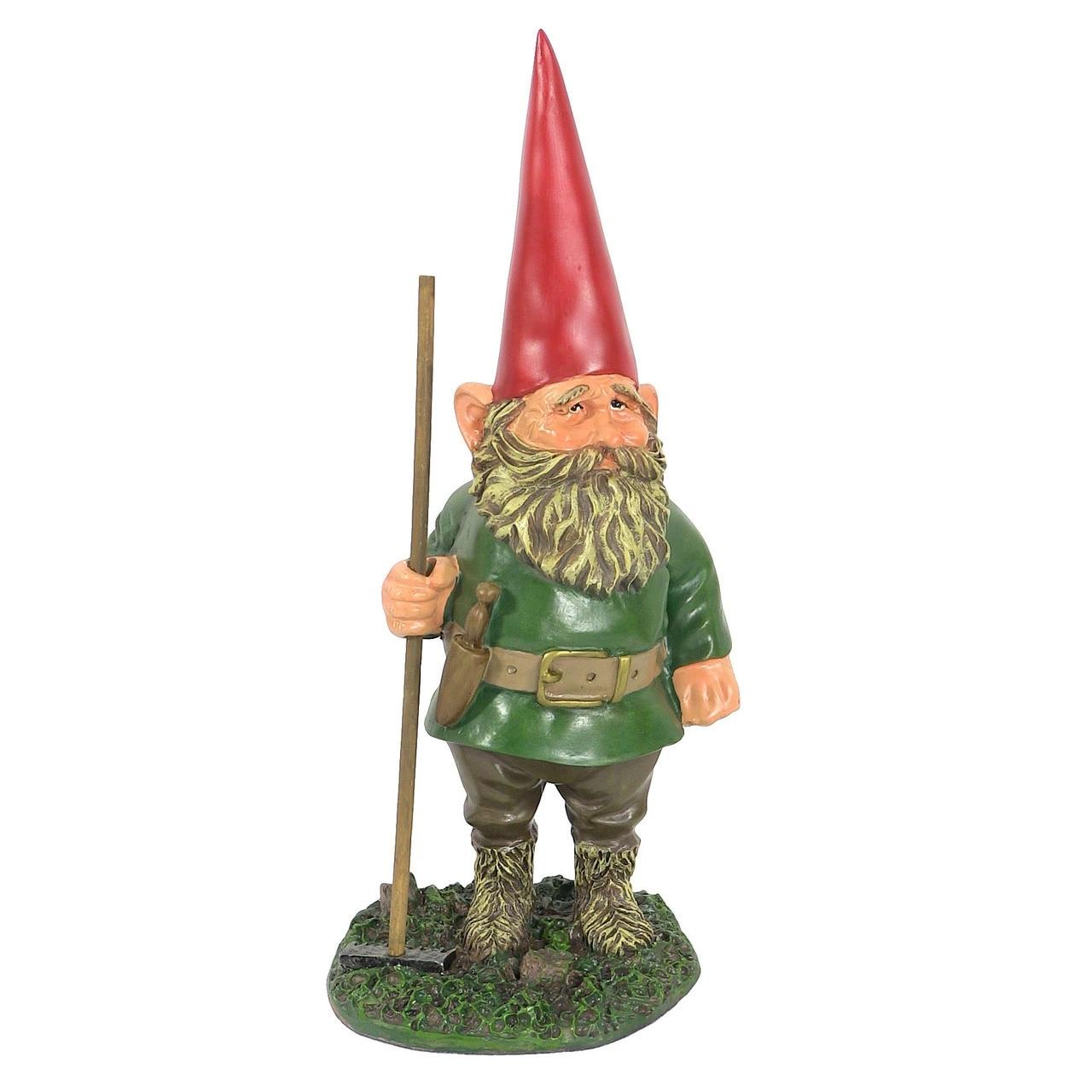 Garden Gnomes On Sale: Shop Sunnydaze Woodland Garden Gnomes