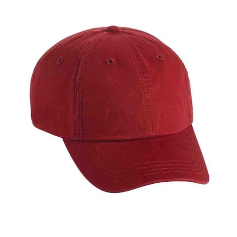 Page & Tuttle Womens Solid Washed Twill Cap Golf Athletic Hats Cap
