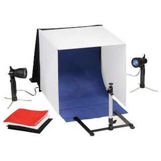 Atlas Xtra Large Photo Studio In a Box Portable Web Light Kit