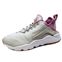 a6c1e11de5e6 Nike Air Huarache Run Ultra Light Bone Orchid-Gum Yellow 819151-009 Women s