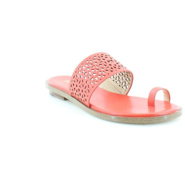 MICHAEL Michael Kors Sonya Women's Sandals & Flip Flops Coral