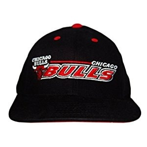 Shop Chicago Bulls NBA Vintage Logo 7 Snapback Hat Cap - Black - Free  Shipping On Orders Over  45 - Overstock - 17716890 e9ecaa57837