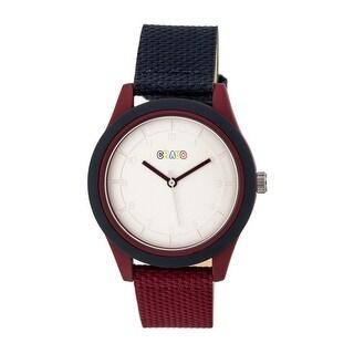 Crayo Pleasant Unisex Quartz Watch