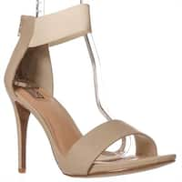 Report Signature Womens Yadira Open Toe Special Occasion Ankle Strap Sandals - 9.5