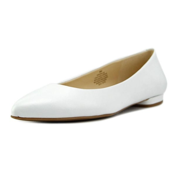 Nine West Onlee Women Pointed Toe Leather Flats