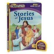 Active Pad Stories of Jesus Interactive Book and Cartridge