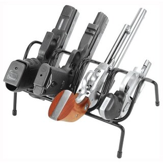 Lockdown 222200 lockdown handgun rack 4 gun