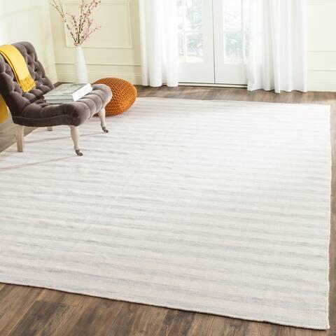 Safavieh Handmade Flatweave Dhurries Drema Modern Wool Rug