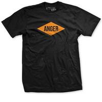 Ranger Up Can't Spell Ranger Without Anger T-Shirt - Black