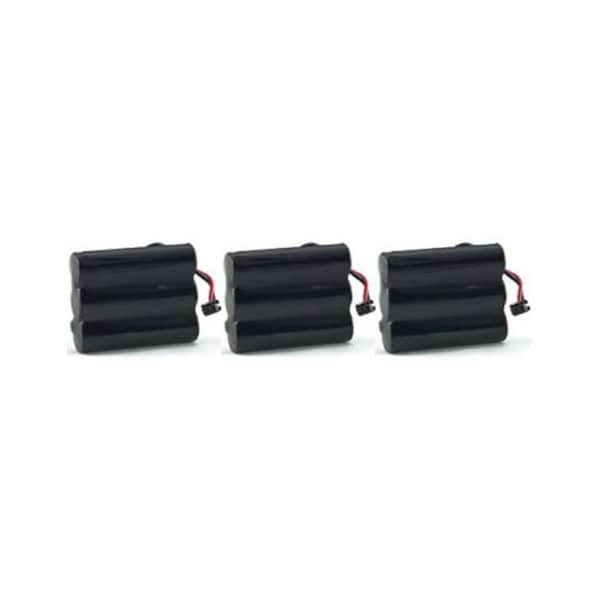 New Replacement Battery 5-2450 For GE/RCA Cordless Phones Handsets ( 3 Pack )