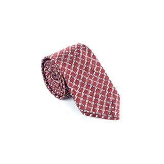 Lanvin Men's Dark Red Ties Multiple Patterns|https://ak1.ostkcdn.com/images/products/is/images/direct/74694f439527e0ddd6b0fab83b3c71a451ea1d9c/Lanvin-Men%27s-Dark-Red-Ties-Multiple-Patterns.jpg?impolicy=medium