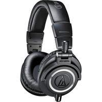 Audio-Technica Professional Studio Monitor Headphones - Black