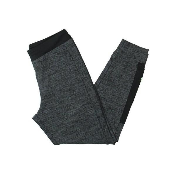 1f91d2c11d4bd Shop Adidas Womens Athletic Leggings Fitness Yoga - L - Free ...