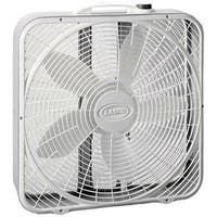 Lasko Products 3723 20 in. Premium Box Fan 3-Speed