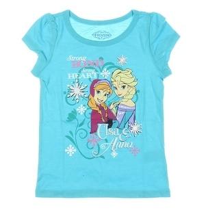 Disney Girls Graphic T-Shirt - 4
