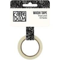 Always & Forever Washi Tape 15Mmx30'-True Love