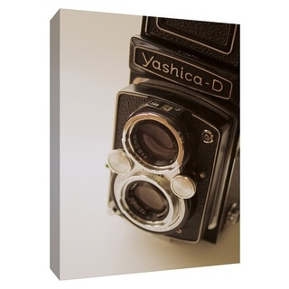 """PTM Images 9-154350  PTM Canvas Collection 10"""" x 8"""" - """"Yashica - Special Project"""" Giclee Photography Art Print on Canvas"""