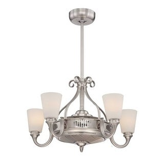 Savoy House 32-326-FD Borea 5 Light Ionizing Hanging Ceiling Fan with Remote
