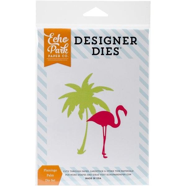 Echo Park Dies-Flamingo Palm