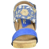 Sbicca Women's Monumental Heeled Sandal - 6