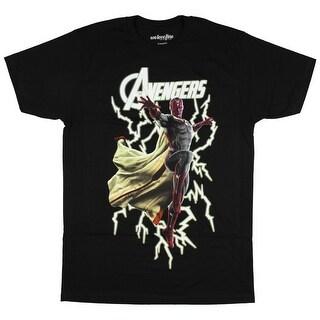 Marvel Avengers Ultron Vision T-Shirt Movie Fan Shirt