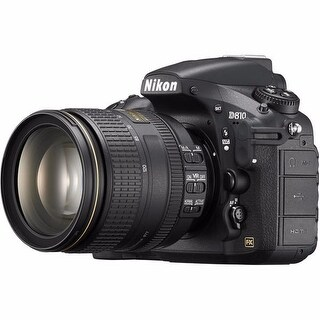 Nikon D810 DSLR Camera with 24-120mm Lens