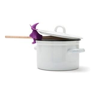 Cooking Pan Lid Prop - Little Witch Kitchen Helper