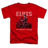 Elvis Return Of The King Little Boys Toddler Shirt