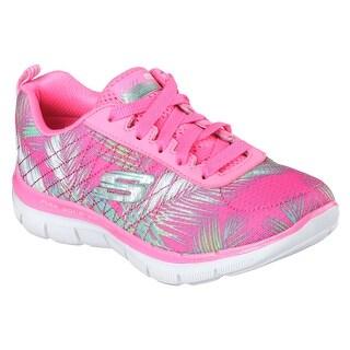 Skechers 81656L HPMT Girl's SKECH APPEAL 2.0 - TROPICAL BREEZE Sneaker