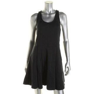 Jessica Simpson Womens Casual Dress Textured Sleeveless - m