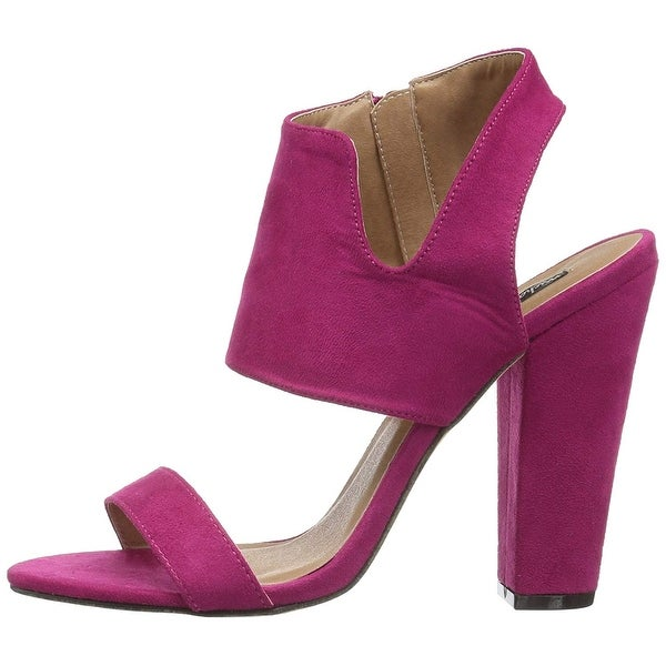 Michael Antonio Women/'s Jude-sue Heeled Sandal,