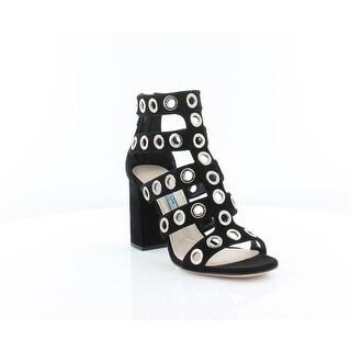Prada Camoscio Women's Sandals & Flip Flops Nero