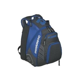 DeMarini Voodoo Rebirth Baseball Backpack-Royal Blue - WTD9105RO