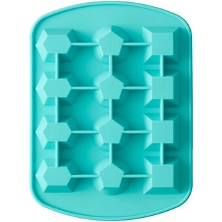 Ro Silicone Candy Mold-Gem 12 Cavity