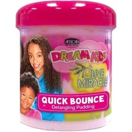 African Pride Dream Kids Quick Bounce Detangling Pudding, 15 oz