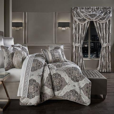 Five Queens Court Devon Luxury Comforter Set