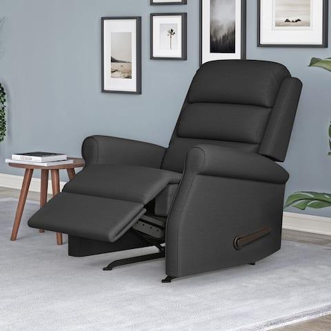 Copper Grove Gerards Left Hand Rocker Recliner Chair