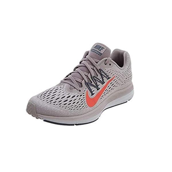 new product 7072a 7534f Nike Womens Zoom Winflo 5 Running Shoes, Gunsmoke/True Berry Size 8.5 US