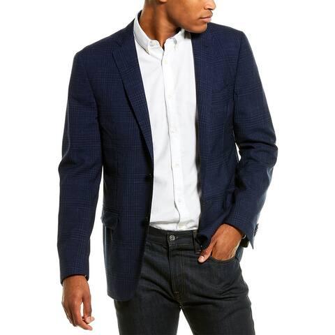 Corneliani Wool & Silk-Blend Sport Coat