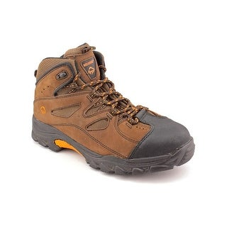 Wolverine Hudson St Men EW Round Toe Leather Hiking Boot