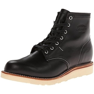 Chippewa Mens Casual Boots Leather Lace-Up