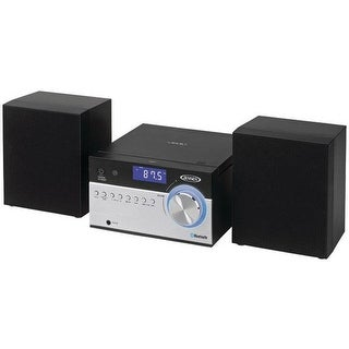 Jensen Bluetooth CD Music System with Digital AM & FM Stereo Receiver